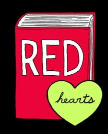 Red Hearts Logo